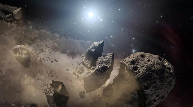 Comment les astéroïdes sont en passe de devenir les mines du futur ?