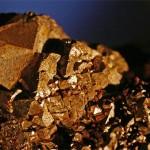 Pépites de cuivre