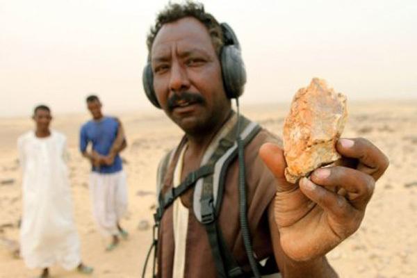 La ville de Djanet en Algérie serait-elle une véritable mine d'or ?