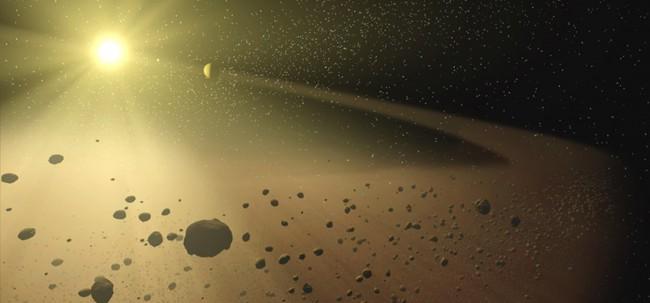 Planetary Ressources souhaite faire fortune avec des astéroïdes