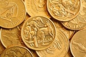 1 dollar en bronze