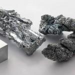 Différentes formes de zinc