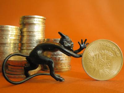 Manipulation du cours de l'or