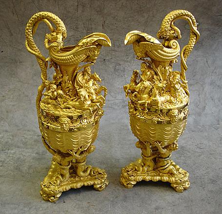 Le bronze, un métal plutôt populaire
