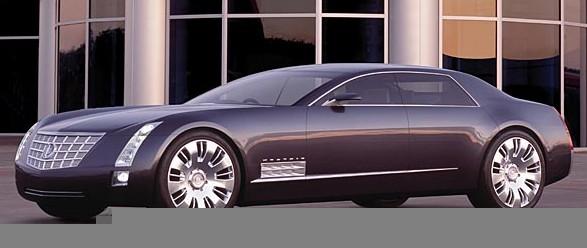 Cadillac V SIXTEEN Concept
